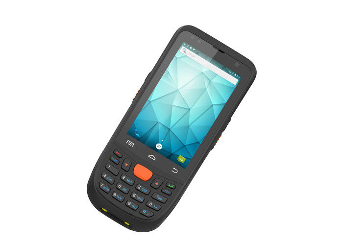Android 7.0 Handheld Computer With Barcode Scanner , Tough Pda BH85